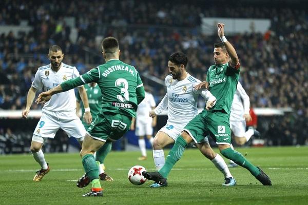 Nhận định kèo bóng đá CD Leganes vs Real Madrid, 03h30 ngày 17/01