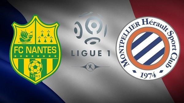 Kết quả hình ảnh cho Nantes vs Montpellier