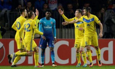 Nhận định kèo bóng đá BATE Borisov vs Arsenal, 00h55 ngày 15/02