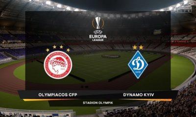 Nhận định kèo bóng đá Dynamo Kyiv vs Olympiacos CFP, 03h00 ngày 22/02