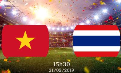 U22 Việt Nam và U22 Thái Lan