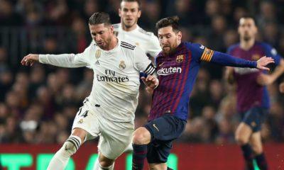 Barcelona đại thắng Real Madrid