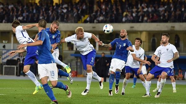 Nhận định kèo bóng đá Italia vs Phần Lan, 02h45 ngày 24/03