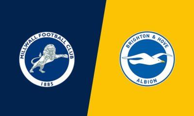 Nhận định kèo bóng đá Millwall vs Brighton and Hove Albion, 21h00 ngày 17/03