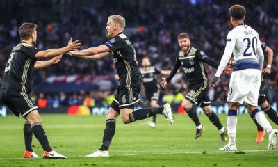 Nhận định kèo bóng đá Ajax Amsterdam vs Tottenham Hotspur, 02h00 ngày 09/05