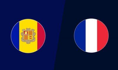 Nhận định kèo bóng đá Andorra vs Pháp, 01h45 ngày 12/06