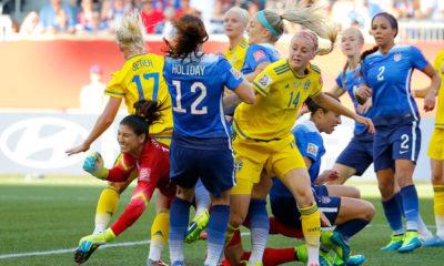 Nhận định kèo bóng đá Nữ Thụy Điển vs Nữ Mỹ, 02h00 ngày 21/06
