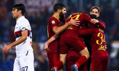 Nhận định kèo bóng đá AS Roma vs Genoa, 01h45 ngày 26/08