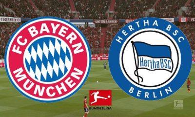Nhận định kèo bóng đá Bayern Munich vs Hertha Berlin, 01h30 ngày 17/08