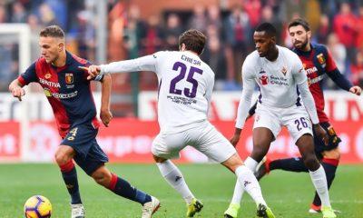 Nhận định kèo bóng đá Genoa vs Fiorentina, 01h45 ngày 02/09
