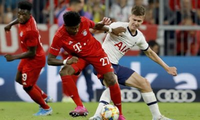 Nhận định kèo bóng đá Tottenham vs Bayern Munich, 02h00 ngày 02/10