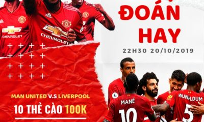 Dự đoán Man United vs Liverpool
