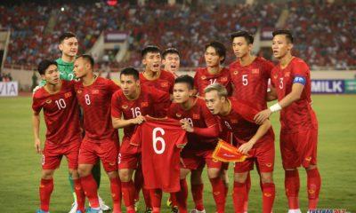 Đánh bại Malaysia, Việt Nam tăng bậc trên BXH FIFA