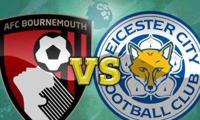 Bournemouth vs Leicester City