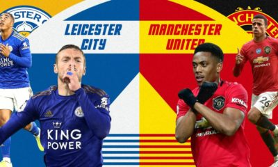 Leicester City vs Man Utd