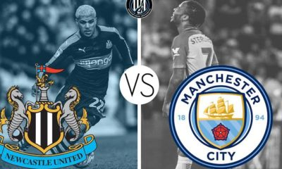 Man City vs Newcastle Utd