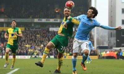 Man City vs Norwich City