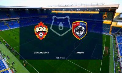 Soi kèo bóng đá hôm nay CSKA Moscow vs Tambov, 22h ngày 15/8