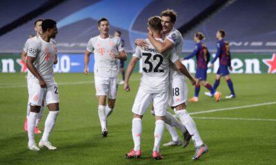 Soi kèo bóng đá hôm nay Lyon vs Bayern Munich, 2h ngày 20/8