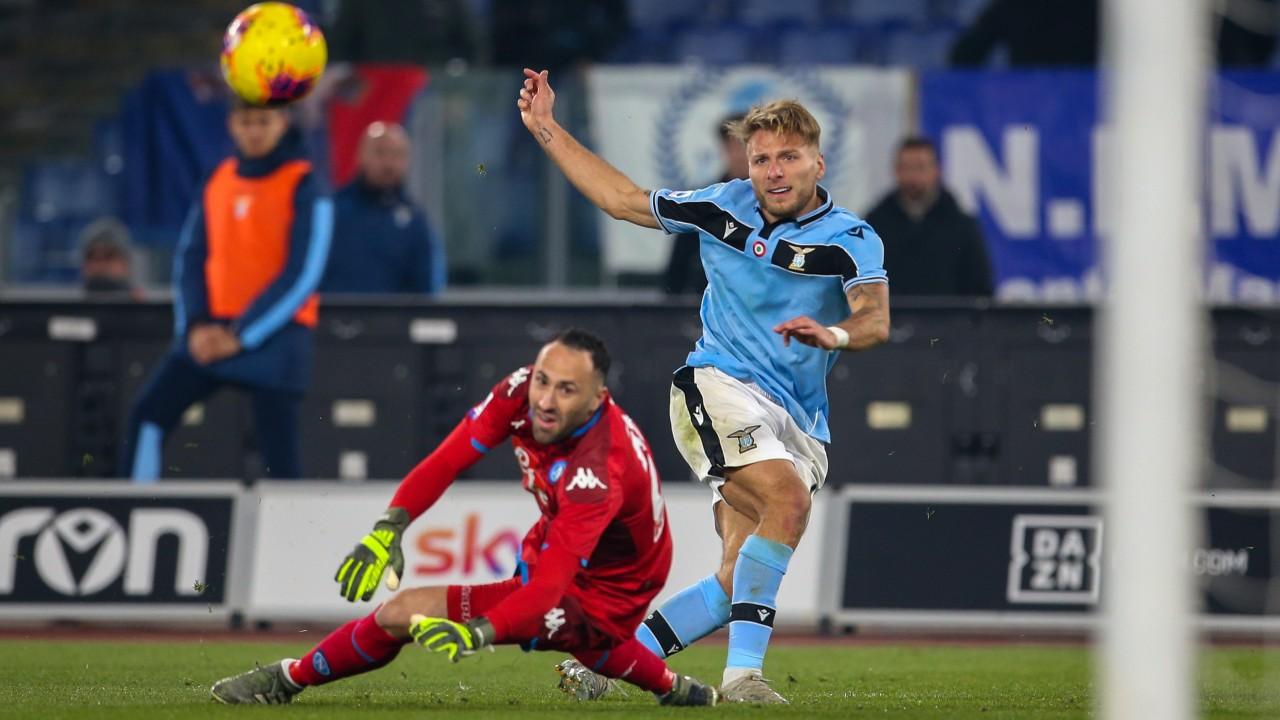 Soi kèo bóng đá hôm nay Napoli vs Lazio, 1h45 ngày 2/8