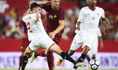Soi kèo bóng đá hôm nay Sevilla vs AS Roma, 23h55 ngày 6/8