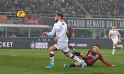 Soi kèo bóng đá hôm nay AC Milan vs Bologna, 1h45 ngày 22/9