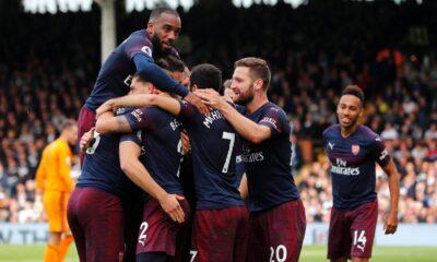 Soi kèo bóng đá hôm nay Fulham vs Arsenal, 18h30 ngày 12/9