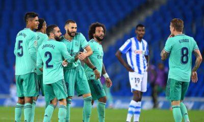 Soi kèo bóng đá hôm nay Real Sociedad vs Real Madrid, 2h ngày 21/9