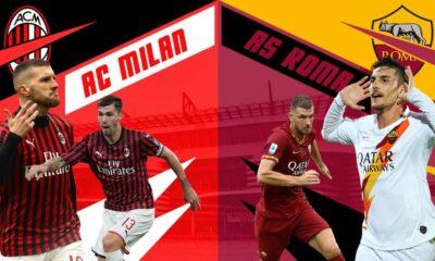 Soi kèo bóng đá hôm nay AC Milan vs AS Roma, 2h45 ngày 27/10