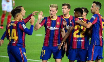 Soi kèo bóng đá hôm nay Barcelona vs Ferencvarosi, 2h ngày 21/10