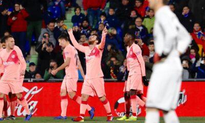 Soi kèo bóng đá hôm nay Getafe vs Barcelona, 2h ngày 18/10