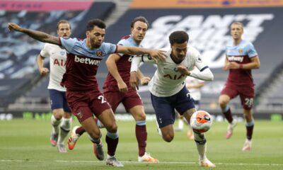 Soi kèo bóng đá hôm nay Tottenham vs West Ham, 22h30 ngày 18/10