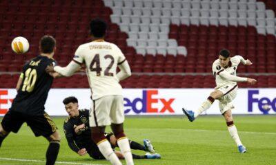Soi kèo bóng đá hôm nay AS Roma vs Ajax Amsterdam, 2h ngày 16/4