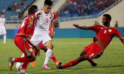 Soi kèo bóng đá hôm nay Oman vs Việt Nam, 23h ngày 12/10